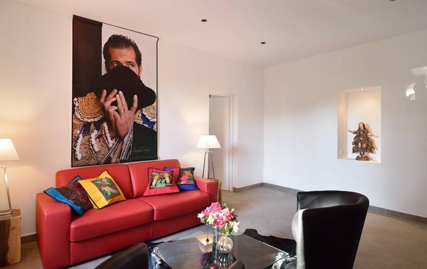 Location de vacances - Maison - Villa à Nîmes - Suite « Férias »