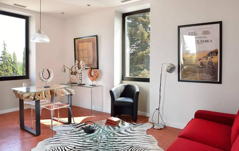 Location de vacances - Maison - Villa à Nîmes - Suite « In the Mood for Love »