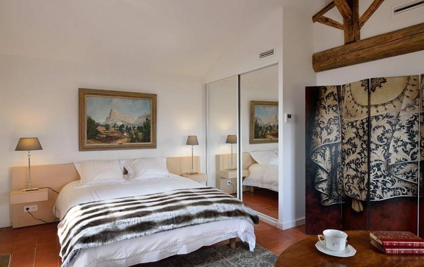 Location de vacances - Maison - Villa à Nîmes - Suite « Room with a view »