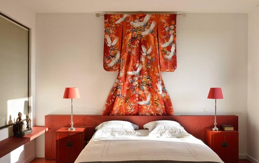 Location de vacances - Maison - Villa à Nîmes - Chambre « In the Mood for Love »