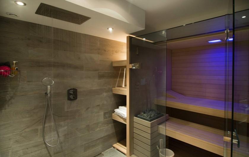 Location de vacances - Maison - Villa à Nîmes - Le Sauna
