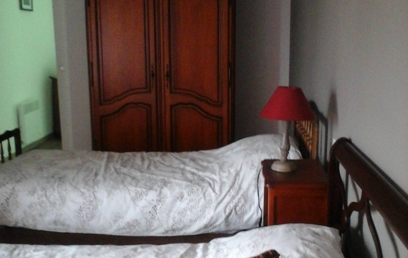 Location de vacances - Chambre d'hôtes à Les Essarts - chambre hibou