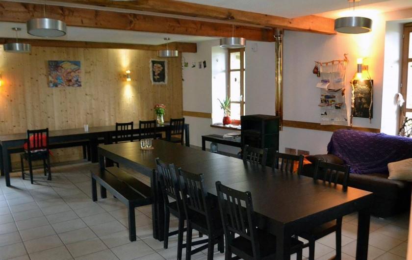 Location de vacances - Gîte à Lochieu