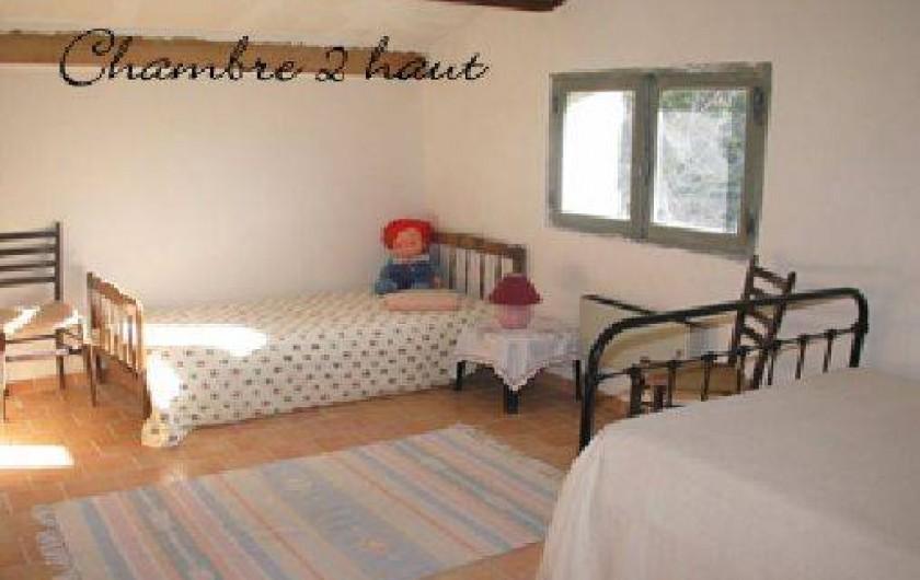 Location de vacances - Maison - Villa à Bagnols-en-Forêt