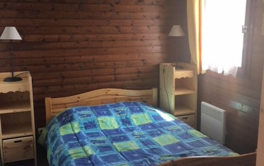 Location de vacances - Appartement à Orcières Merlette - Chambre 1