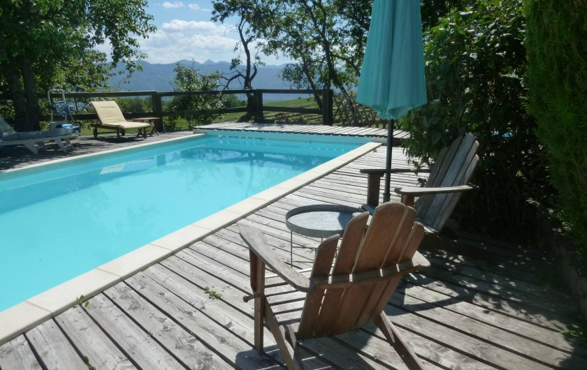 Location de vacances - Maison - Villa à Pelleautier
