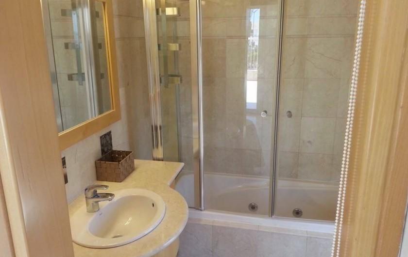 Location de vacances - Appartement à Eilat - salle de bain 1
