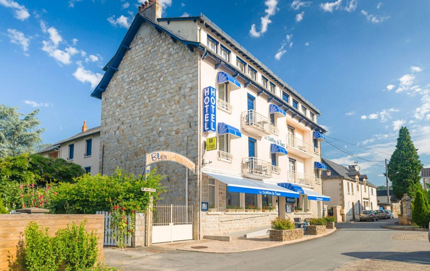 Location de vacances - Hôtel - Auberge à Argentat - L'hôtel *** Le Sablier du Temps à ARGENTAT