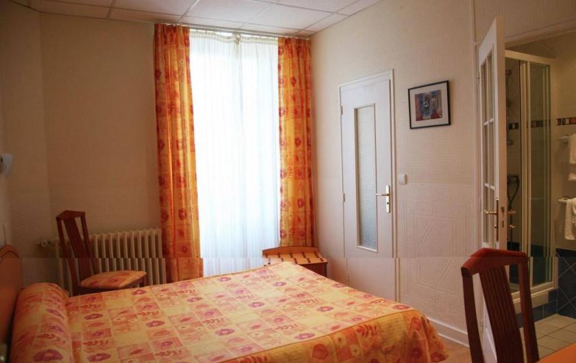 Location de vacances - Hôtel - Auberge à Argentat - Chambre standard au Sablier du Temps