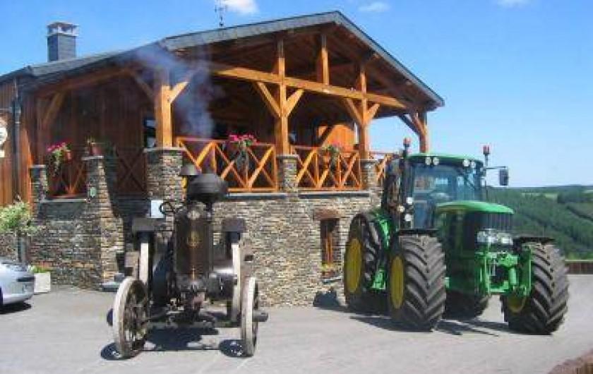 Location de vacances - Gîte à Rochehaut - Gîte La Vallée des Limousines