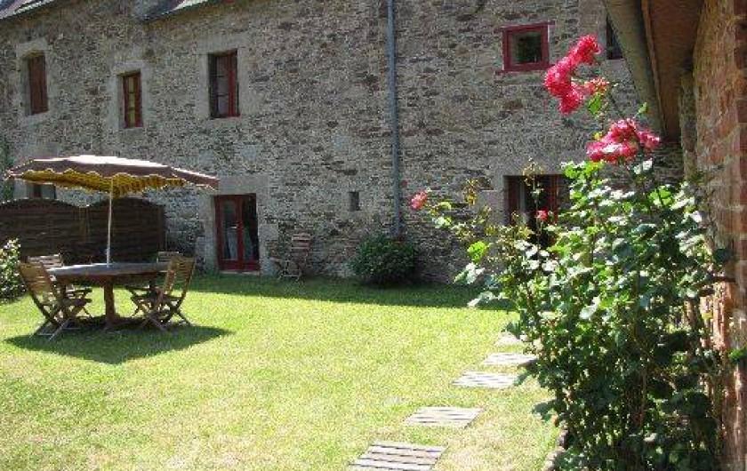Location de vacances - Villa à Dinan