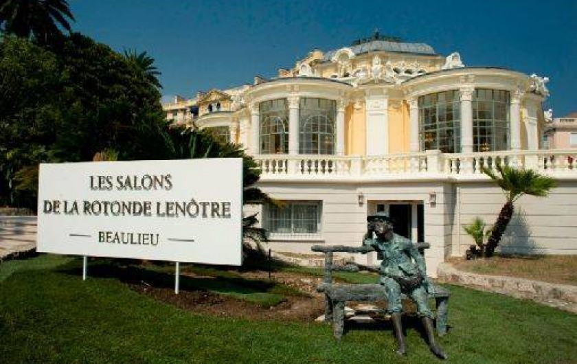 Location de vacances - Studio à Beaulieu-sur-Mer