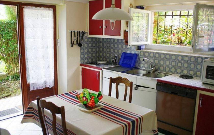 Location de vacances - Appartement à Uhart-Cize