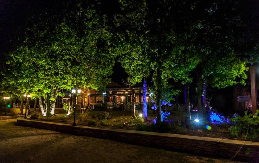 Location de vacances - Appartement à Saint-Christol - Les terrasses