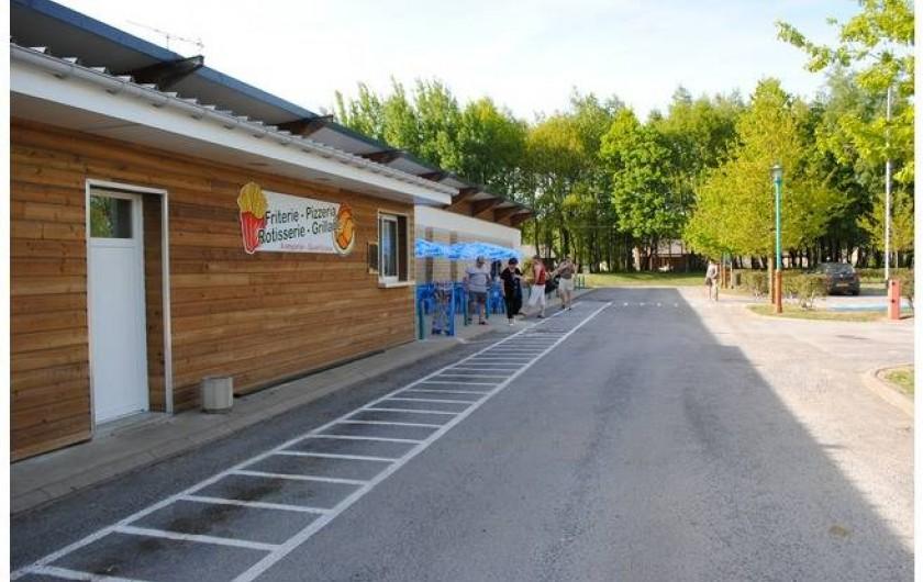Location de vacances - Camping à Signy-le-Petit