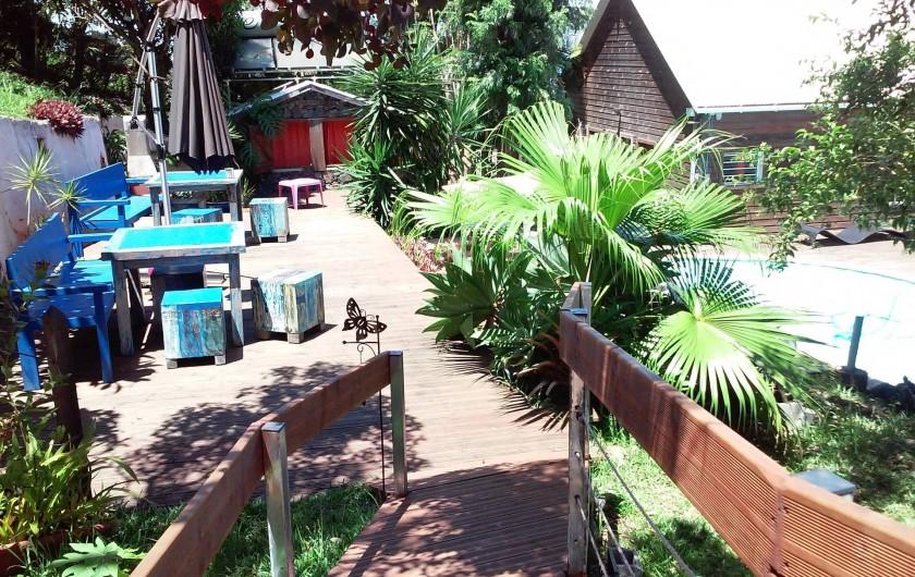 Location de vacances - Gîte à Saint-Leu