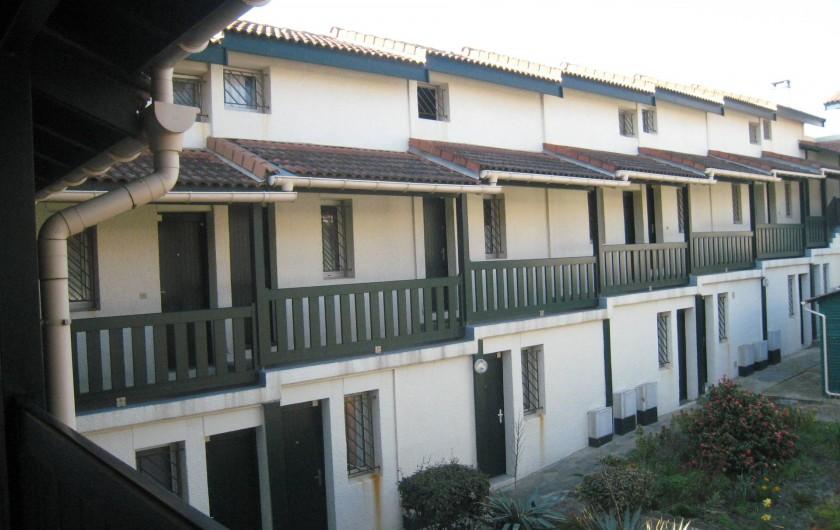 Location de vacances - Appartement à Hourtin Plage