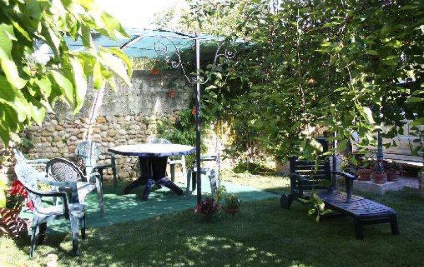 Location de vacances - Gîte à Allemagne-en-Provence