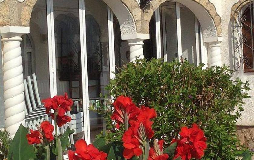 Location de vacances - Villa à Miami Platja - le jardinet de la casa Roger