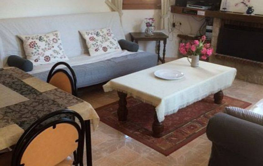 Location de vacances - Villa à Miami Platja - le séjour