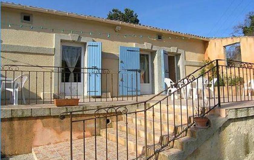 Location de vacances - Chambre d'hôtes à Mollans-sur-Ouvèze
