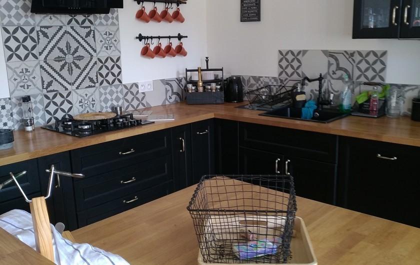 Location de vacances - Maison - Villa à Puyvalador - cuisine