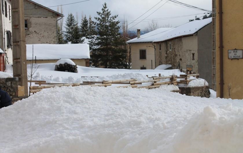 Location de vacances - Maison - Villa à Puyvalador - un petit village enneigé
