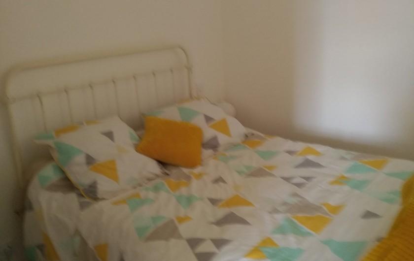 Location de vacances - Maison - Villa à Puyvalador - chambre jaune