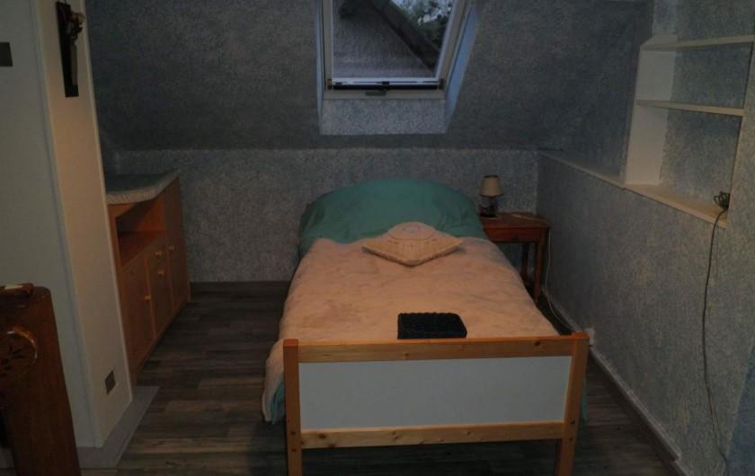 Location de vacances - Gîte à Tours-en-Vimeu - la chambre 3