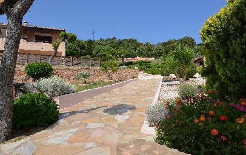 Location de vacances - Villa à Porto-Vecchio