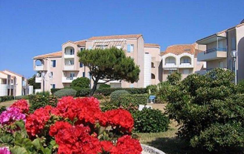 Location de vacances - Appartement à Le Château-d'Olonne
