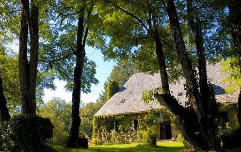 Location de vacances - Chambre d'hôtes à Lamazière-Basse - La maison