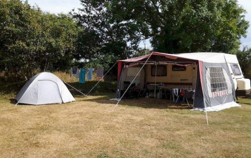 Location de vacances - Camping à Lanildut