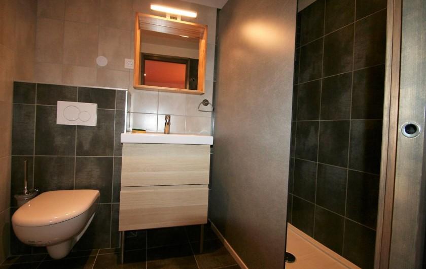 Location de vacances - Chalet à Puy-Saint-Vincent - Une des salles de bains
