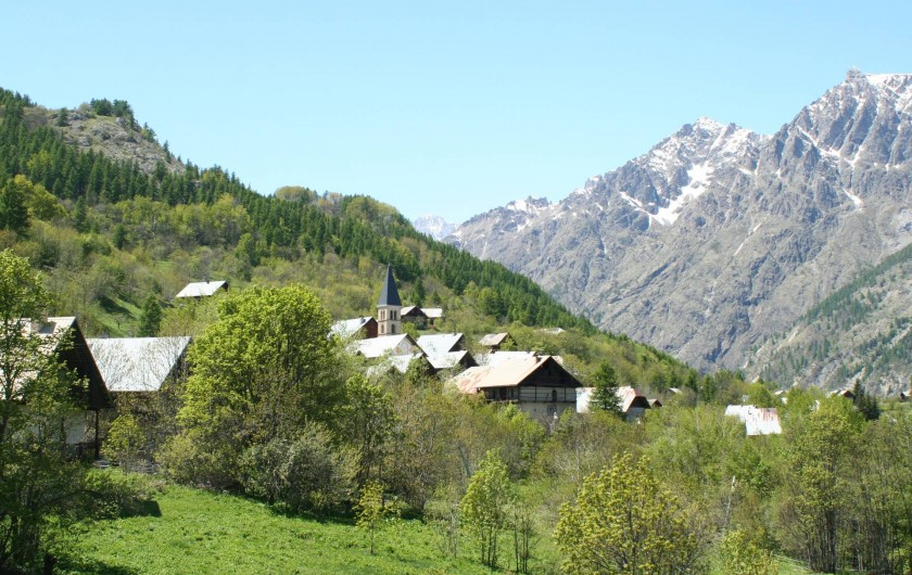 Location de vacances - Chalet à Puy-Saint-Vincent - Le Village