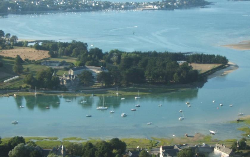 Location de vacances - Gîte à Plouégat-Moysan - La baie de Locquirec
