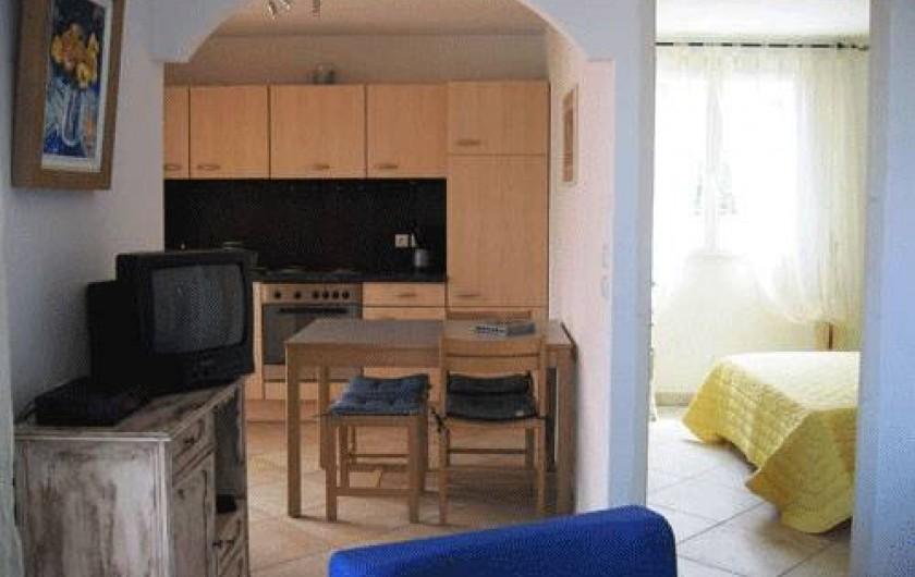 Location de vacances - Appartement à Murato