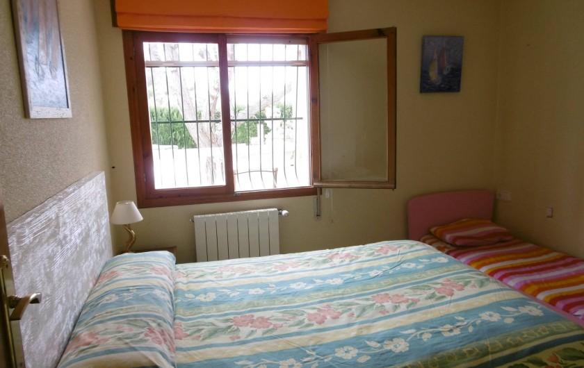 Location de vacances - Villa à Sant Vicent del Raspeig - Habitacion  3