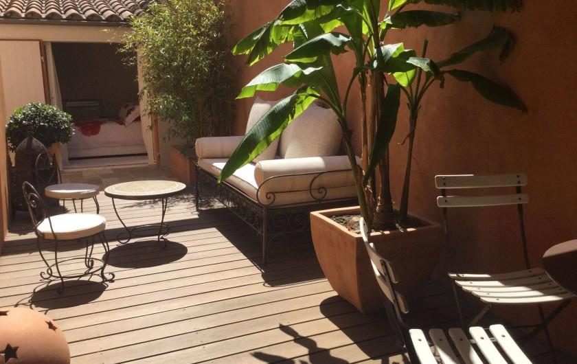 Location de vacances - Chambre d'hôtes à Le Lavandou