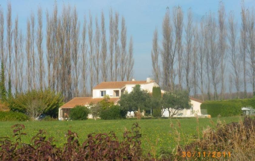 Location de vacances - Villa à Arles