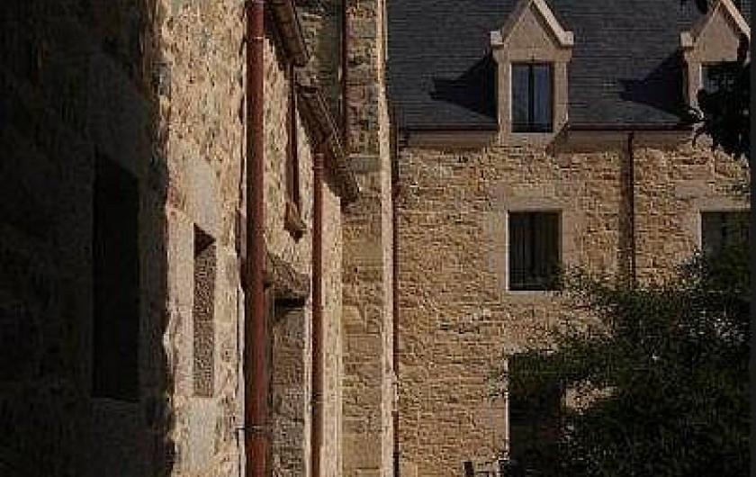 Location de vacances - Hôtel - Auberge à Plougrescant