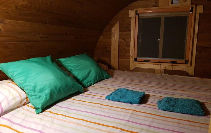 Location de vacances - Chalet à Tagamanent - Chambre Bota Avi Arnau, num.4