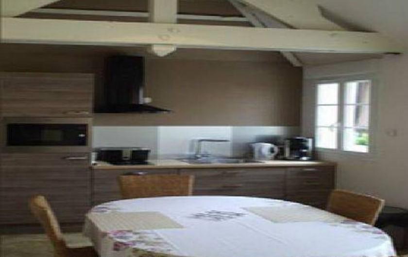 Location de vacances - Chambre d'hôtes à Coye-la-Forêt