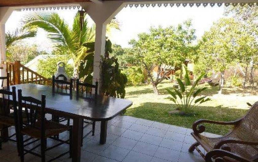 Location de vacances - Villa à L'Étang-Salé