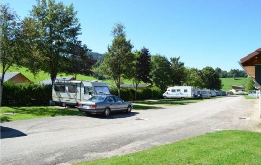 Location de vacances - Camping à Les Hôpitaux-Neufs