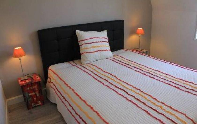 Location de vacances - Appartement à La Rochelle - Chambre