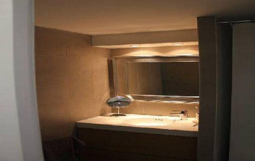 Location de vacances - Appartement à La Rochelle - Salle d'eau