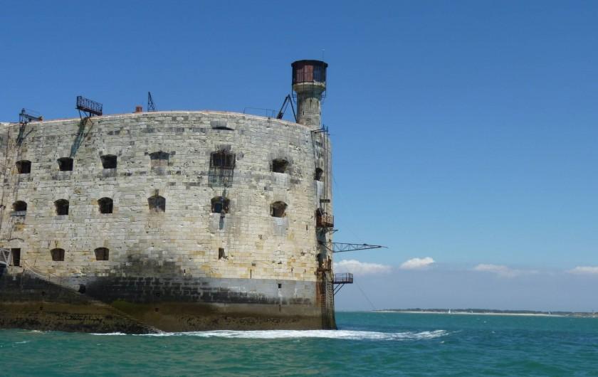 Location de vacances - Villa à Saint-Denis-d'Oléron - à proximité : Fort Boyard
