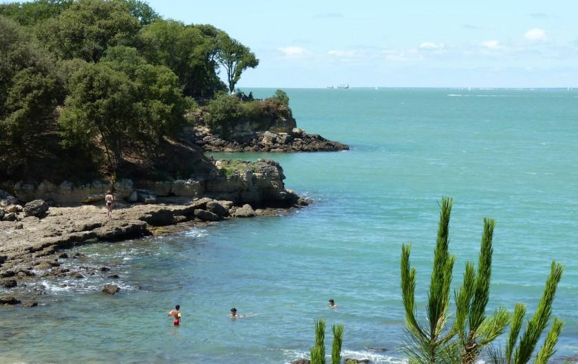 Location de vacances - Villa à Saint-Denis-d'Oléron - à proximité : l'île d'Aix. Croisière au départ de Saint Denis