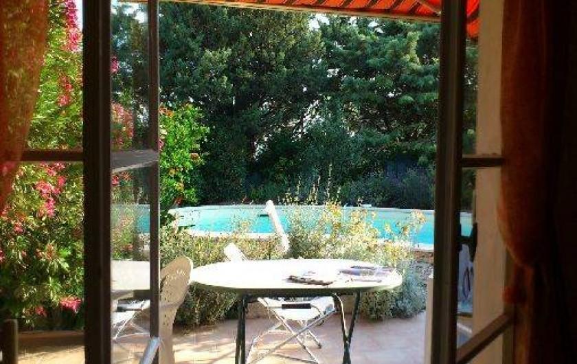 Location de vacances - Maison - Villa à Mérindol